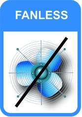Fan less
