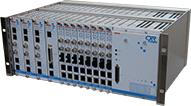Chassis 19'' modem SNMP