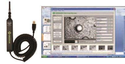 sonde inspection optique GVIS400