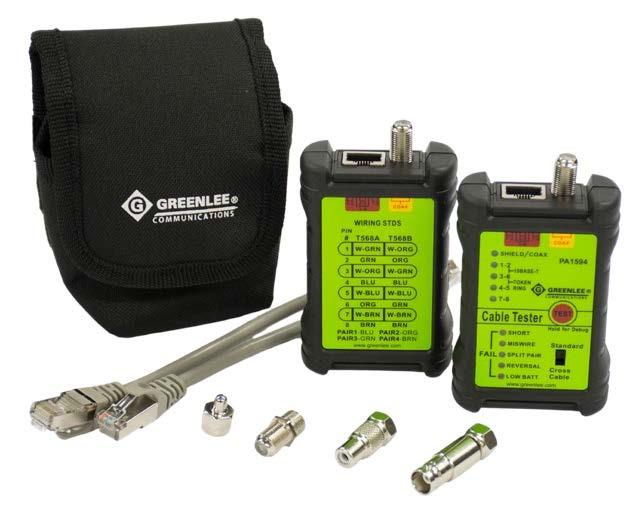 Cablescout CS90 testeur TDR