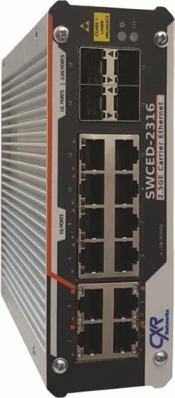SWCED-2316 switch Gigabit Ethernet endurci