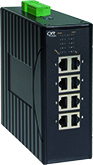 ruggadized DIN ethernet switch