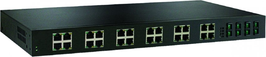 Switch Gigabit Ethernet endurci
