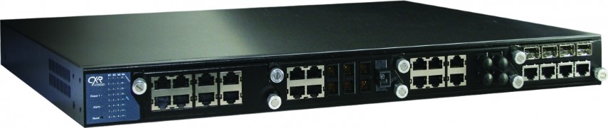 switch gigabit Ethernet modulaire