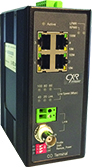 modem switch VDSL tele-alimente Ethernet POE
