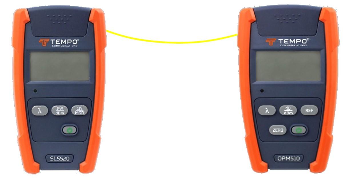 Mesure photometre
